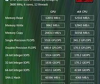 GPGPU benchmarks