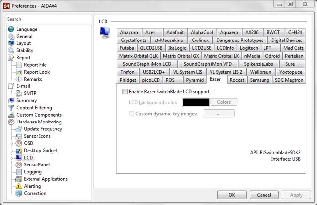 hardware monitor 64